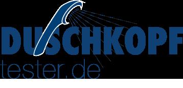 Duschkopf Tester Logo