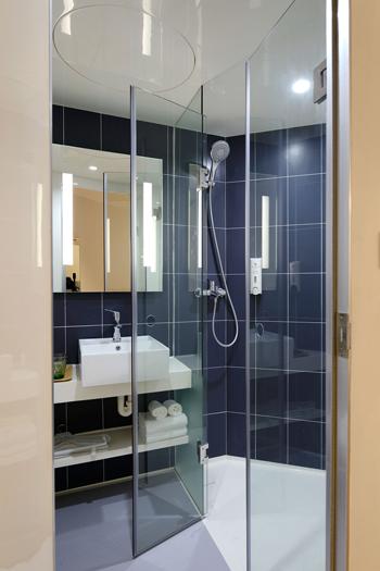 duschen und haut